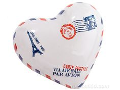 Special Delivery Heart Paperweight $12.99