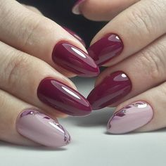 Nail art works strong… - Nagelkunst design - Find a breakthrough! Nail art works strong… - Nagelkunst design Find a breakthrough! Fancy Nail Art, Fancy Nails, Cute Nails, Pretty Nails, Marble Nail Designs, Pink Nail Designs, Classy Nail Designs, Burgundy Nails, Pink Nails