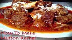 best mutton karahi recipe (mutton Eid special)