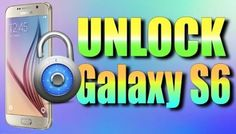 How to unlock Samsung Galaxy S6 and S6 Edge Lock screen without Losing any data