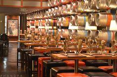 #handpx Gordon Ramsey restaurant in Caesar's Palace, Las Vegas, Nevada