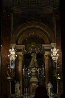 Imatges de Maria: Basílica de la Mare de Déu dels Desemparats de Val...