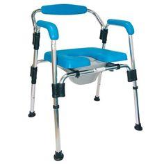 Silla Para Ducha 4 En 1 Con Cómodo Chair, Furniture, Home Decor, Shopping, Decoration Home, Room Decor, Home Furniture, Interior Design, Home Interiors