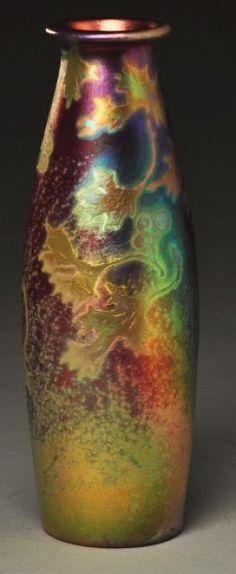 gorgeous raku pottery