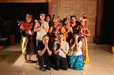 Traditional Balinese dance in your villa @Dea Villas #Bali  #traditional #balinese #dance #Indonesia #event #planner #DeaVillas