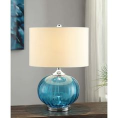 """You'll love the Sea Side New Port 22"""" Table Lamp at Wayfair.ca - Great Deals on all Lighting  products with Free Shipping on most stuff, even the big stuff."""