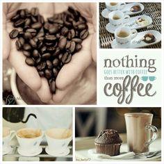More coffee. #moodboard  #collage   #ineedmotivation