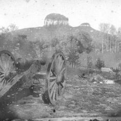 Pilot Mountain during the American Civil War