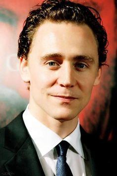 Tom Hiddleston Loki #The Avengers