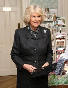 Camilla Parker Bowles Photos: Camilla Visits The 'Waterloo Life And Times' Exhibition At The Fan Museum