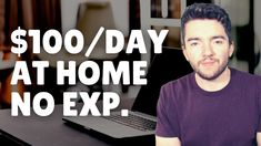 $100/Day Work-From-Home Jobs No Experience 2021
