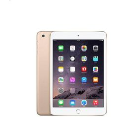 Apple iPad mini 3  Having a tablet is great because it contains multiple sources of entertainment in one device. Very handy if you're induced and are waiting and waiting and waiting...