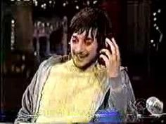 hilarious. Harmony Korine on david letterman