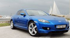 My Rotary Diaries: An Owner's Guide to the Mazda RX-8 Galaxy