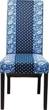Chair Patchwork Blaue Stunde