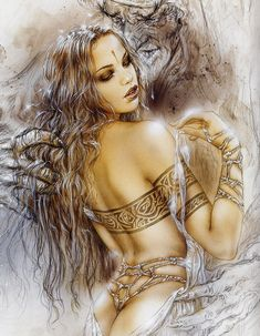 Luis Royo - Dark Labyrinth                                                                                                                                                                                 Plus