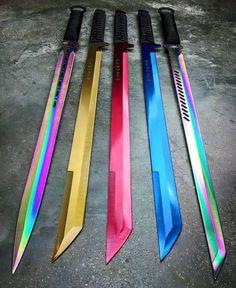 Blades King - Timeline
