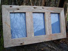 Triple 4x6 Rustic Weathered Reclaimed Barn Wood by AbeMadeBarnWood, $30.00