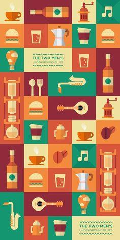 Las ilustraciones y diseños de Yoon J Kim