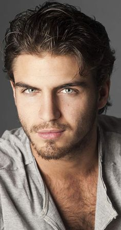 Short Hair Styles For Men with beards Beautiful Men Faces, Gorgeous Eyes, Male Eyes, Male Face, Hairy Men, Bearded Men, Handsome Faces, Hommes Sexy, Interesting Faces