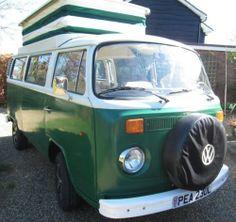 VW Type 2 Camper Van 1973   eBay