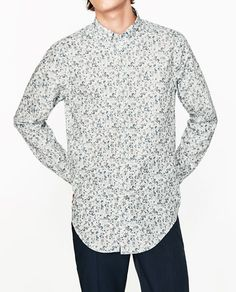 Shirts  Men | New Collection | ZARA United States