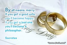 Funny Marriage Wishes Happy Wedding Card 3 Important Stages Of Life