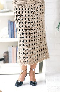 easy-crochet-skirt @Desiree Harris  You should try this! :)