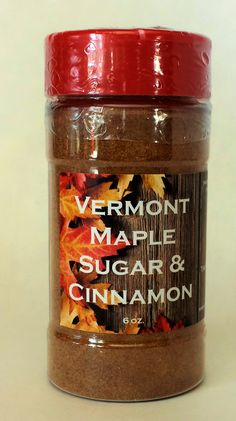 Our Certified Organic 100% Pure Vermont Maple Sugar has 54 ANTIOXIDANTS, 4 of its very own, along with other VITAMINS, MINERALS & ESSENTIAL AMINO ACIDS. Enjoy this sweet treat on toast, in your coffee