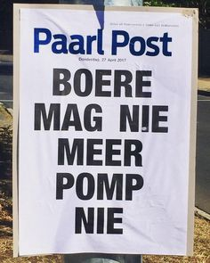 Nailed it... #literally #wisewords #afrikaans