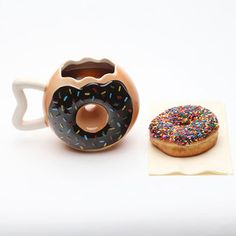 Donut Mug now featured on Fab.