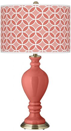 Candace Coral Table Lamp Coral Lamp Lighting Coral Lamp