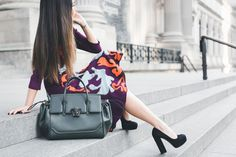Weekend in Versace :: Palazzo Empire & Beautiful Prints : Wendy's Lookbook