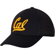 8eeb4a7cf1c Cal Bears Top of the World Rails 1Fit Flex Hat - Black