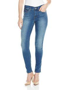 Levi's Women's 311 Shaping Skinny Jeans Zipper closure
