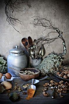https://flic.kr/p/BL6gaR | Ingredients | pratos-e-travessas.blogspot.pt/2015/11/bolachas-de-acafra...