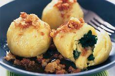 Dumplings, Gnocchi, Mashed Potatoes, Recipies, Chicken, Meat, Breakfast, Ethnic Recipes, Food