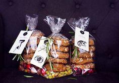 Nejlepší zimní sušenky s melasou a ořechy | Veganotic