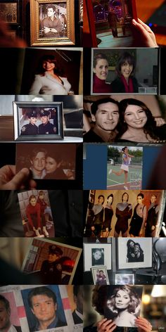 Castle // Photos! My favourite is the one of Beckett in her uniform and she looks so cute and excited :)