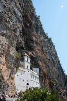 The Monastery of Ostrog (Montenegro) | by Person Behind the Scenes