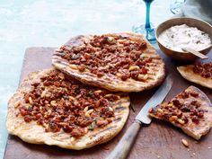 Get this all-star, easy-to-follow Lamb Pizza recipe from Food Network Magazine.