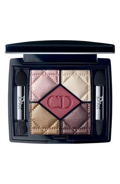 I miss my dior eyeshadow. Some of the best quality eyeshadow in the world. I just need to indulge myself some day...