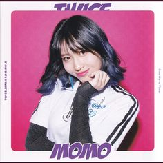 "TWICE MOMO ""[Scan] 171016 TWICE 1st Single ""One More Time"""""