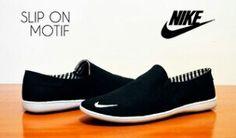 Nike Slip on Motif Harga 170.000 Reseller 160.000 Size 39-43 Order? Invite 54322134/ WA 0852-1111-1477 / SMS 0858-1111-1477