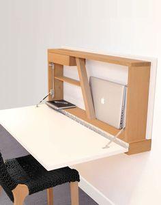 Moderner Schreibtisch / Holz ROBIN WOOD RW4 wa. De. Be.