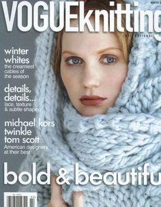 Vogue Knitting 2008 冬 - 沫羽 - 沫羽编织后花园