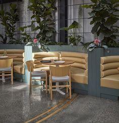 멜버른, Abbotsford의 멜버른 Au79 카페 | 옐로 트레이