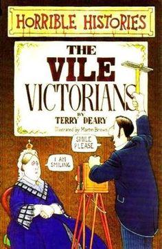 """The Vile Victorians (Horrible Histories)"" av Terry Deary"