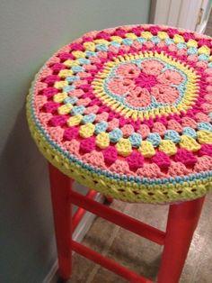 Artesanatos com Crochê