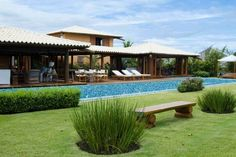Casa Terra Vista, Trancoso, Bahia – David Bastos BEAUTIFAL❤!!!!!!